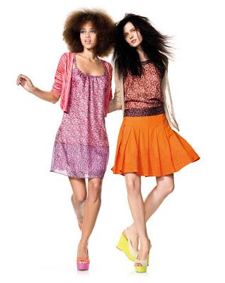 Vestidos cortos de primavera: Benetton