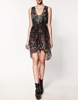 Vestidos cortos de Zara