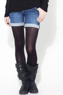 ¿Shorts con vestido?