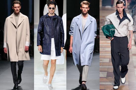 3cbe8b807 Las tendencias de la moda para los hombres esta primavera.