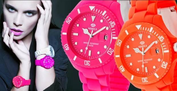 Relojes de moda para mujeres