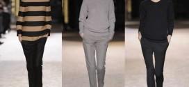 El minimalismo con esencia chic está de auge en la moda